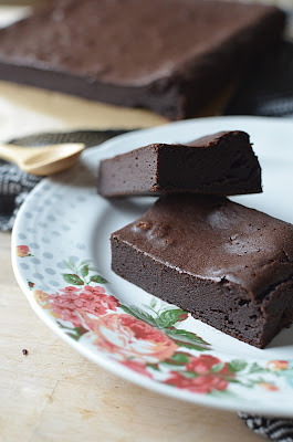 Fondant chocolat mascarpone de Cyril Lignac