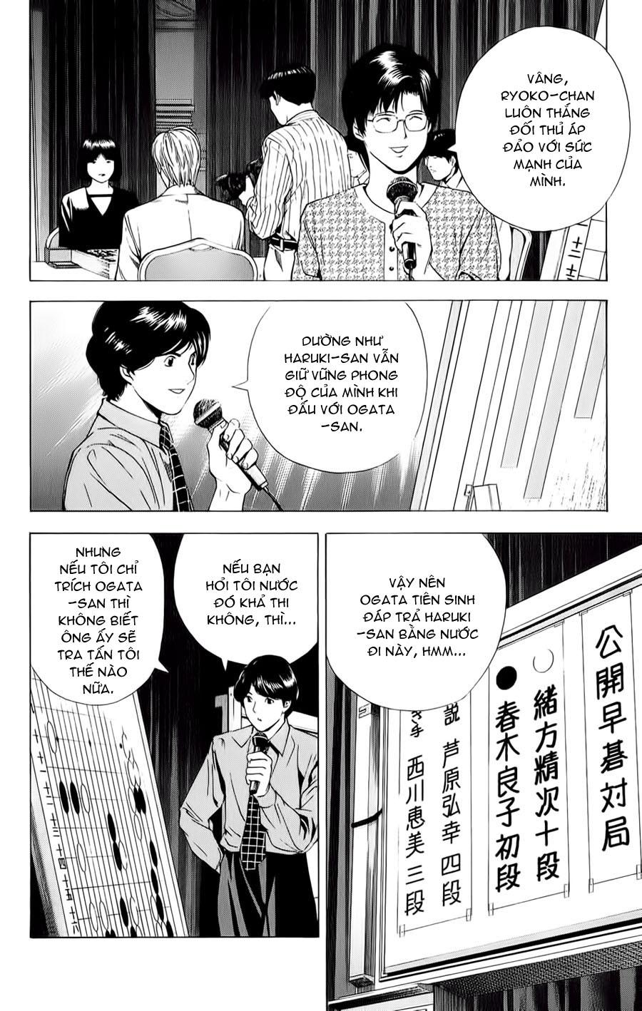 Hikaru No Go hikaru no go chap 123 trang 11