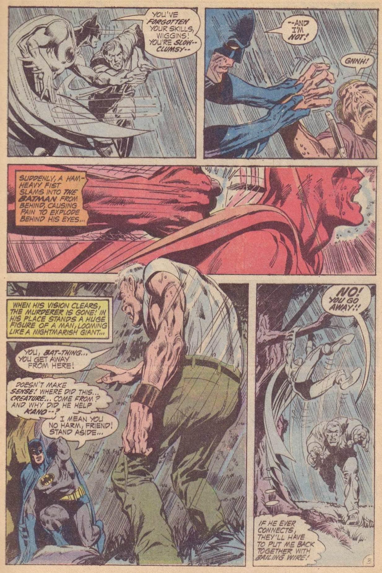 Detective Comics (1937) 410 Page 4