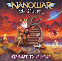 """Nanowar Of Steel - """"Stairway to Valhalla"""""""