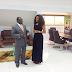 Chika Ike Visits NAFDAC DG In Abuja - Photos