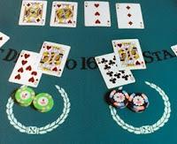 Conocer la mesa de poker