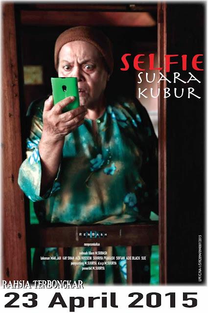 Filem Selfie Suara Kubur - Filem Seram