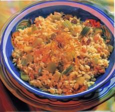 como variar o arroz