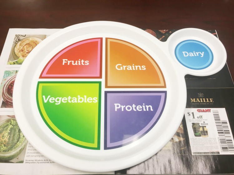 Using the MyPlate Portion Suggetions for Better Health