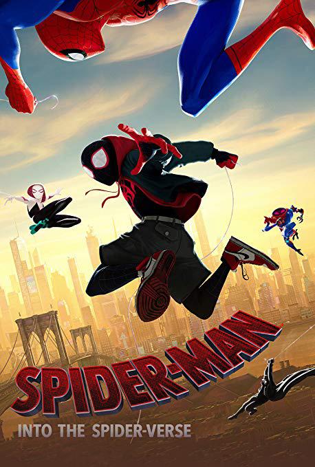 Spider-Man: Into the Spider-Verse [2018] [DVD9] [NTSC] [Latino]