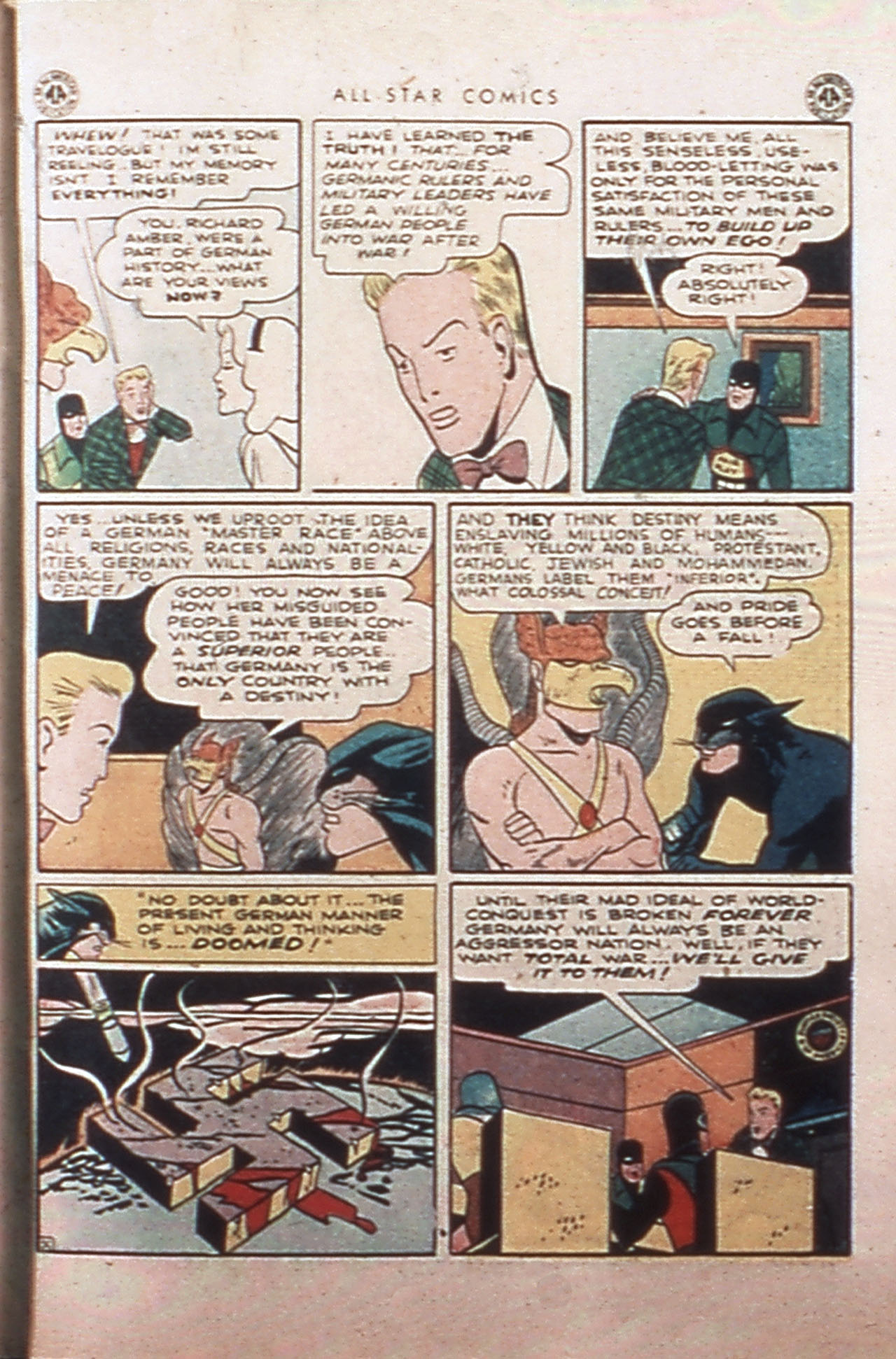 Read online All-Star Comics comic -  Issue #24 - 46