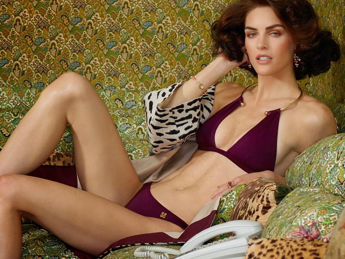 nice celebrity: Bregje Heinen topless Maxim 2014 November