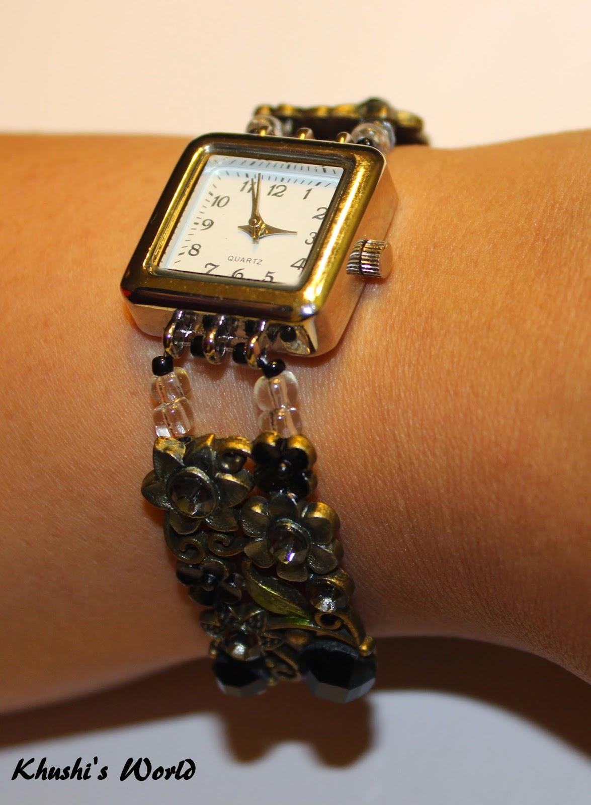 bracelethandwatch-diy-www.worldofkhushi.com