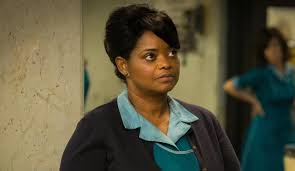 Zelda Fuller (Octavia Spencer) dans The Shape of Water de Guillermo del Toro (2017)