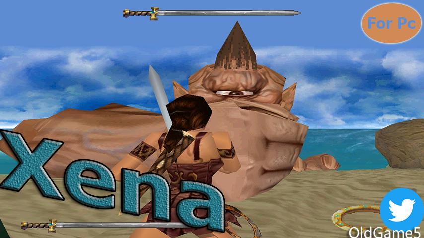 Download Xena: Warrior Princess - Gameplay PSX / PS1 / PS