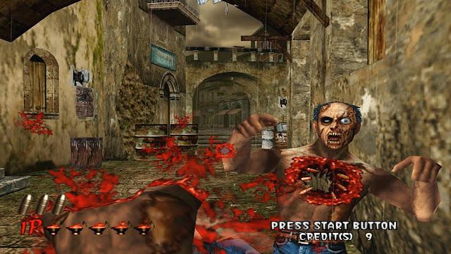 تحميل لعبة بيت الرعب القديمة للكمبيوتر مجانا Download House Of Dead Free
