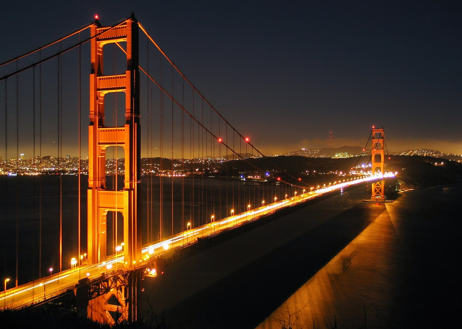 Golden Gate Bridge,SanFrancisco