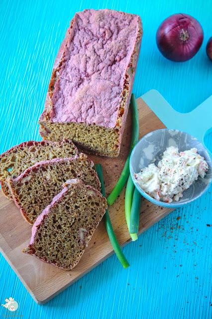 saftiges Brot mit gemüsiger Geheimzutat