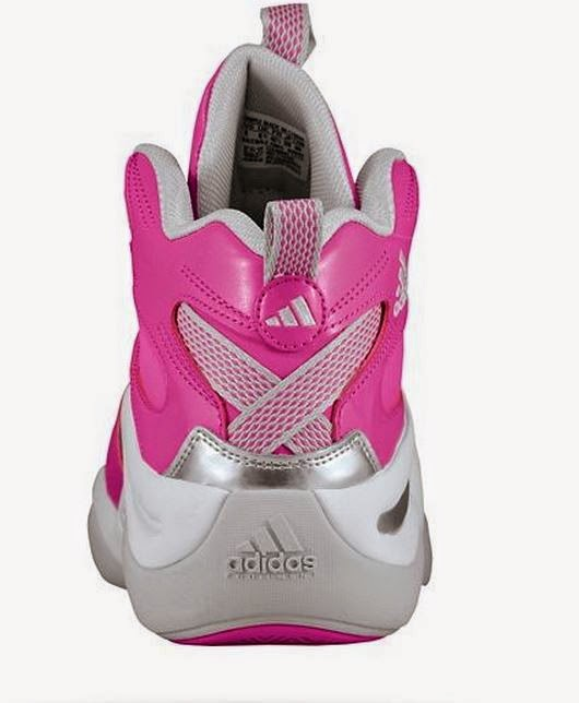 9a85a805f The brand new adidas Crazy 8 Breast Cancer Awareness Sneaker is available  now HERE