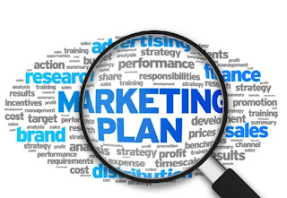 Bisnis, Marketing Plan