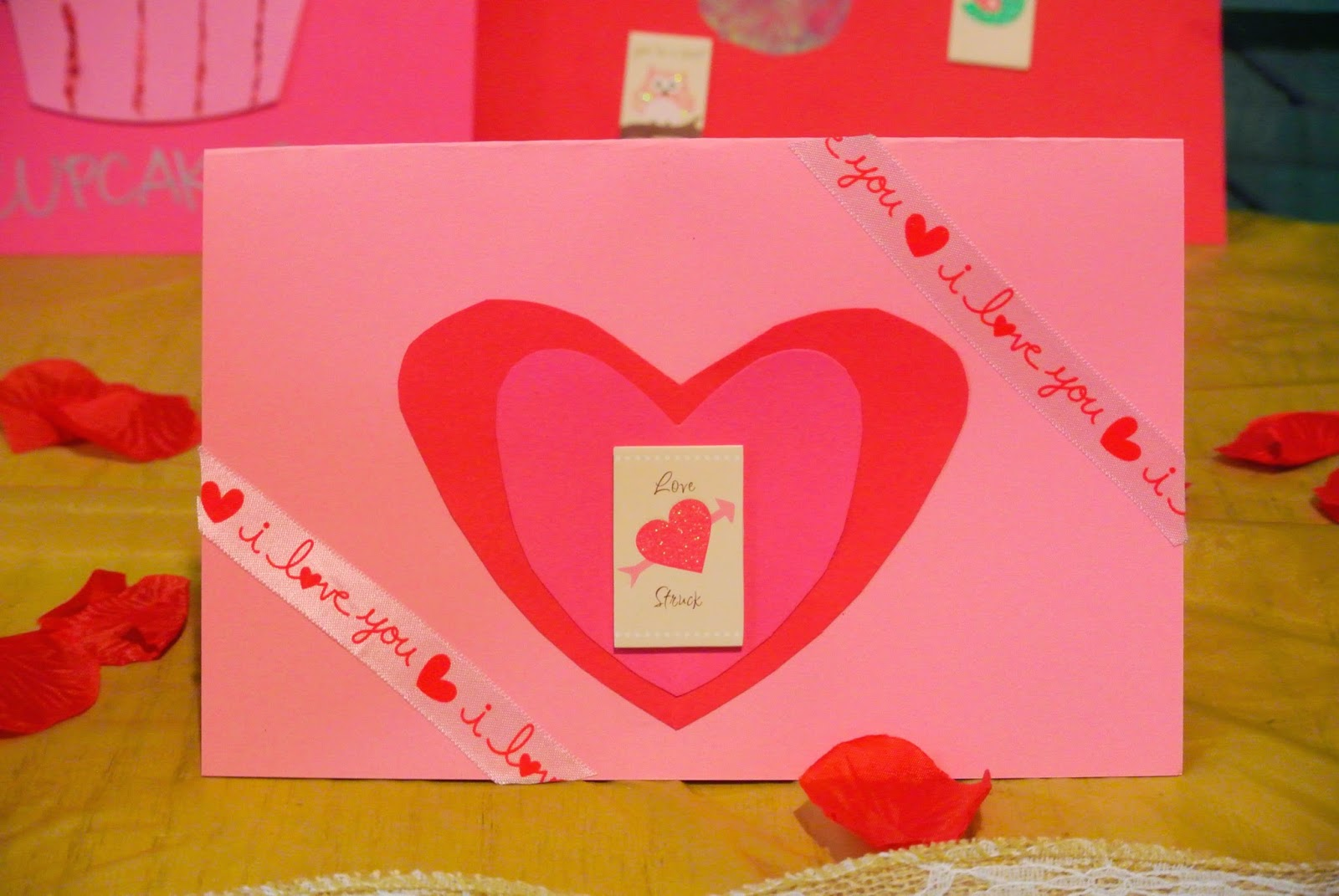 B Is 4 Homemade Valentine S Day Cards