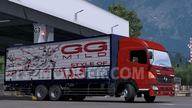 Livery Pack Hino 500 Indonesia by Kupril