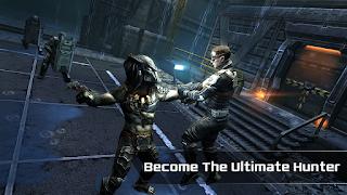 Adalah sebuah game TPS hack n slash yang mengangkat tema wacana perseteruan antara Predat Unduh Game Android Gratis Alien vs Predator Evolution apk + obb