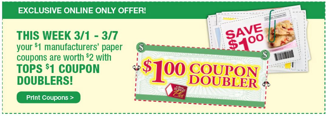 newspaper coupons 3/1/15