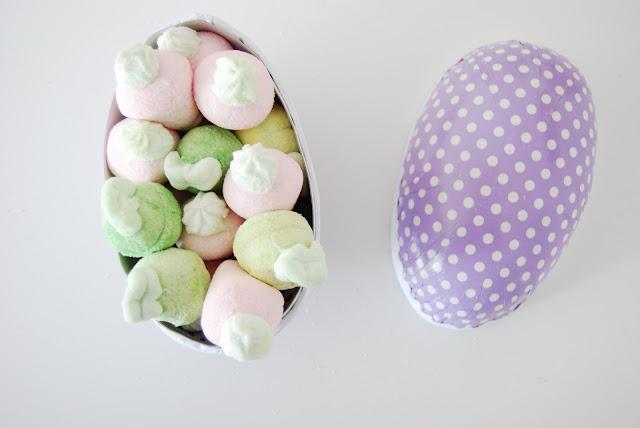 Huevo de Pascua de última hora