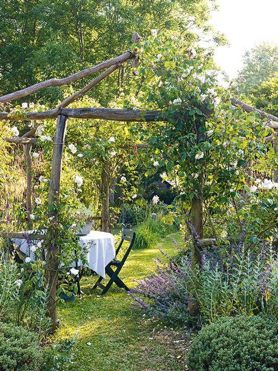 Le jardin bioclimatique est ce l 39 avenir - Comment supprimer le liseron au jardin ...