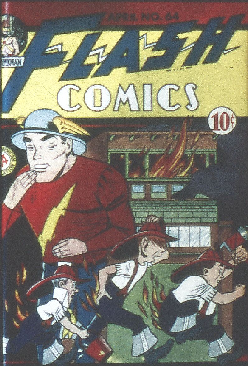 Flash Comics 64 Page 1