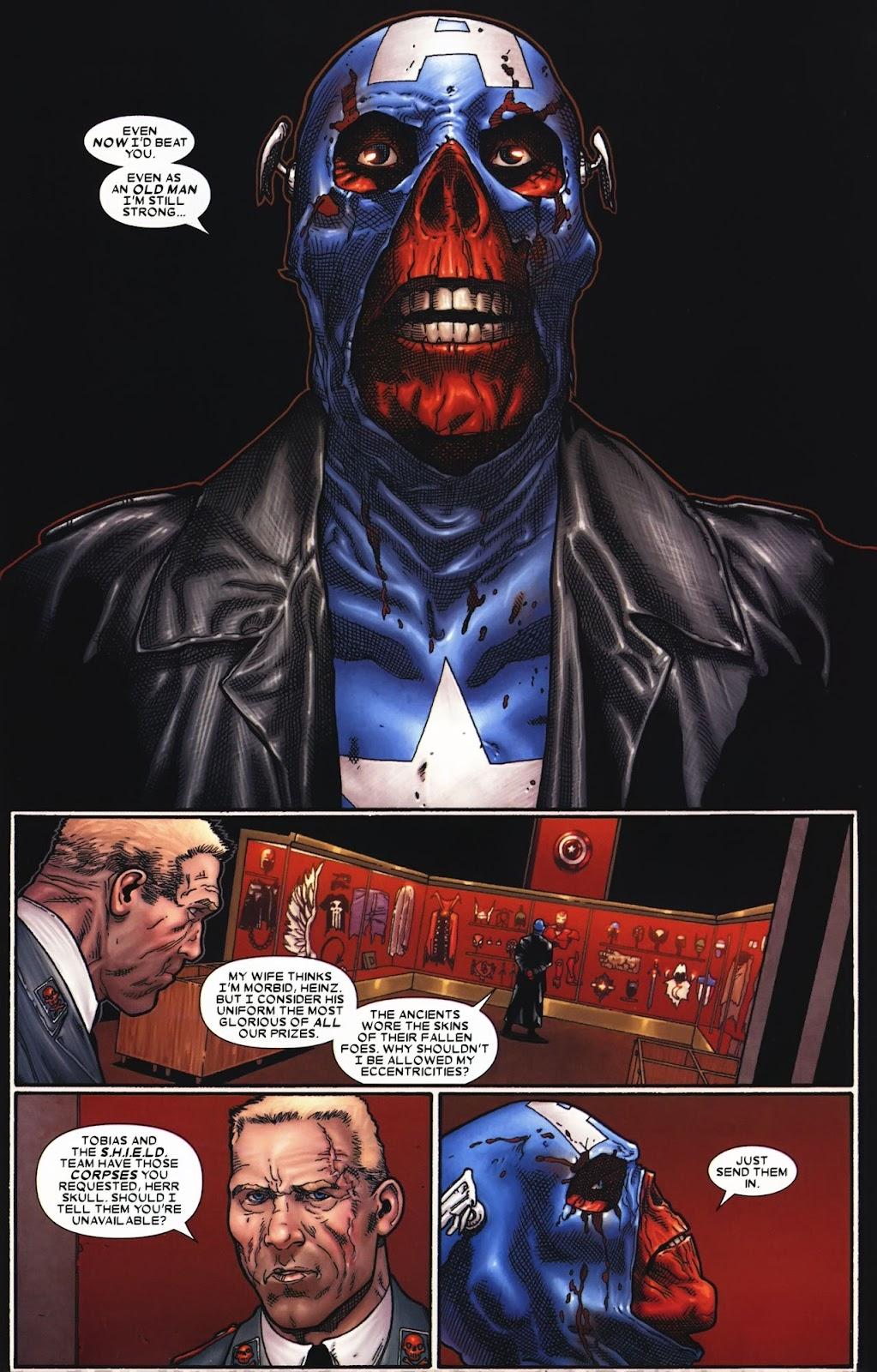 Read online Wolverine (2003) comic -  Issue #72 - 7