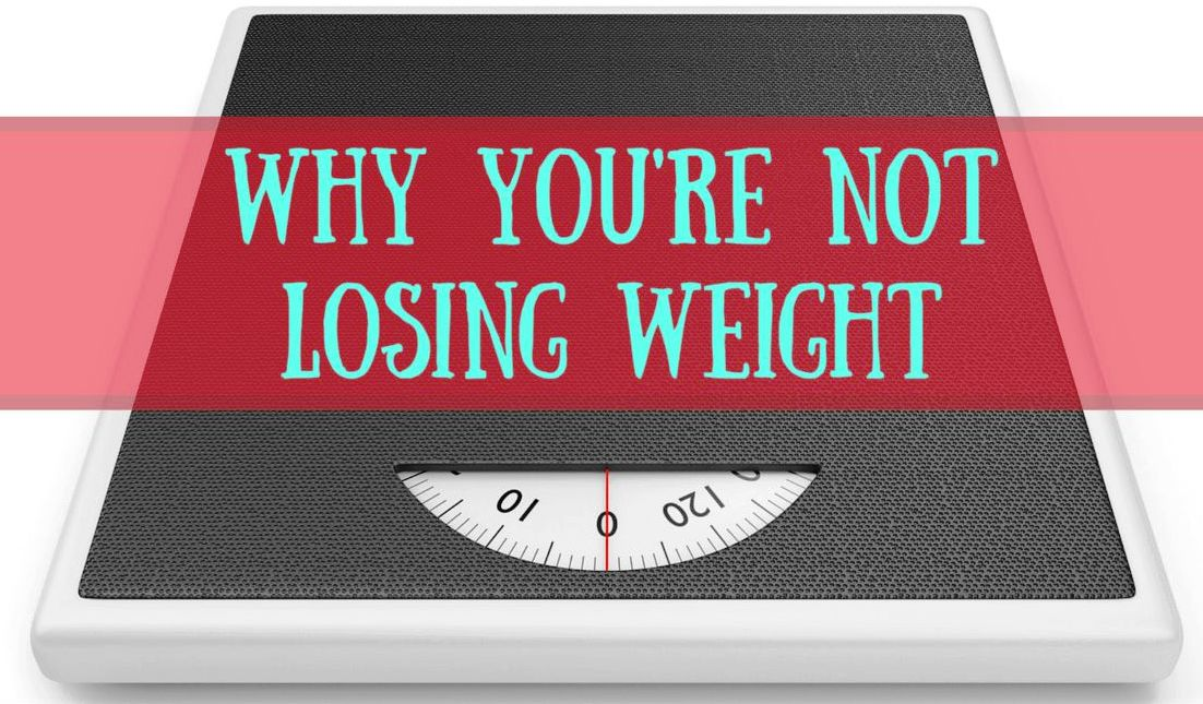 Why Your Diet Is Not Working