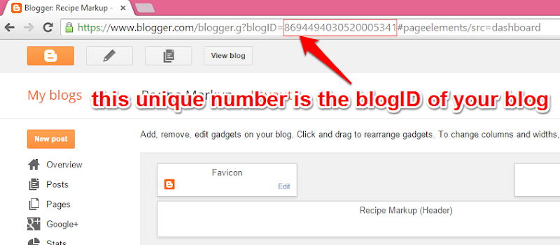 easy step to add contact us page in blogger
