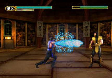 Download Mortal Kombat Mythologies Sub-Zero Highly Compressed Game For PC
