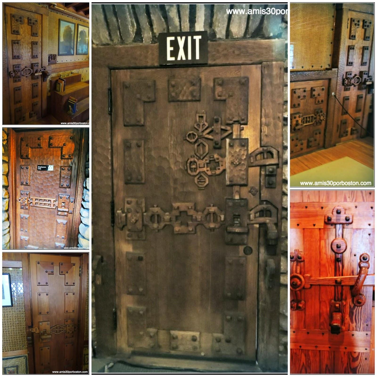 Castillo Gillette: Puertas