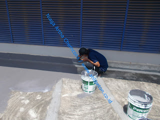 waterproofing coating roof top