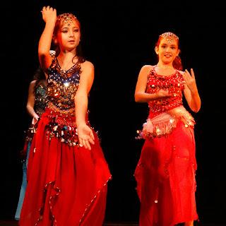 Festival de Dança de Santa Maria - As Odaliscas