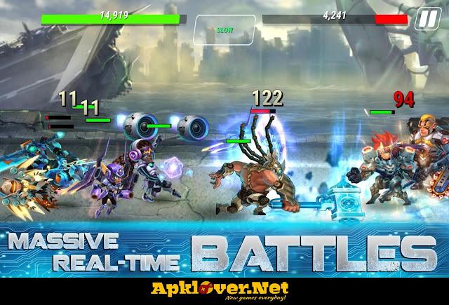Heroes Infinity APK