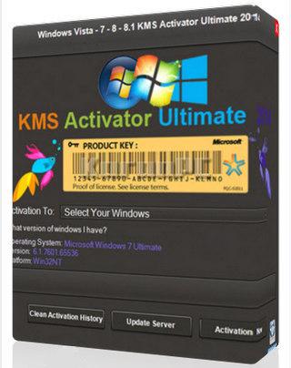 Windows 10 KMS Activator Ultimate 2015 v1.3