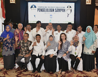 Wagub NTB Buka Seminar Pengelolaan Sampah