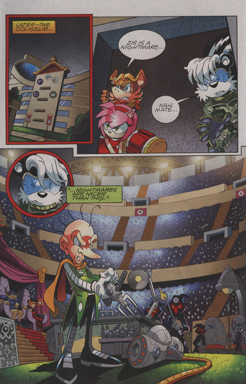 Read online Sonic The Hedgehog comic -  Issue #210 - 14