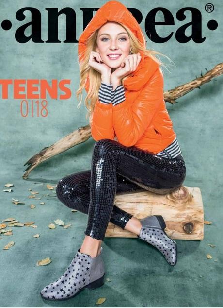 Catalogo Virtual Andrea Teens 2018 Otoño Invierno