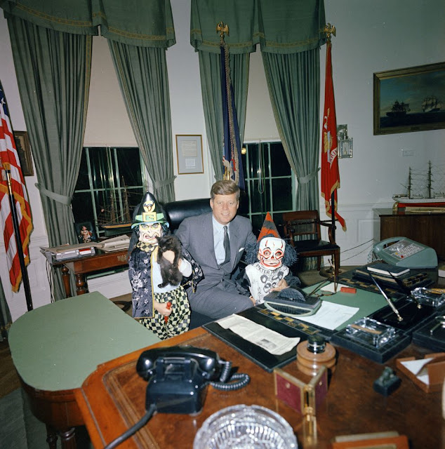Wonderful Photos Of President John F Kennedy With His