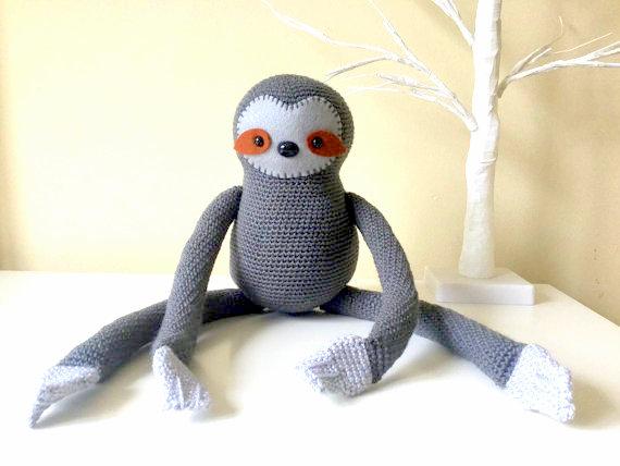 Sloth Crochet pattern