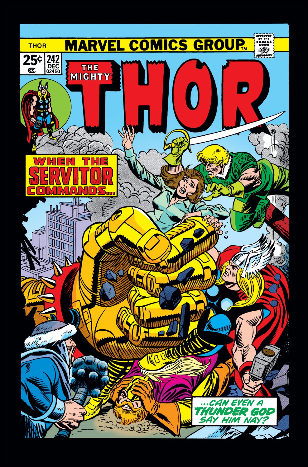Thor (1966) 242 Page 1