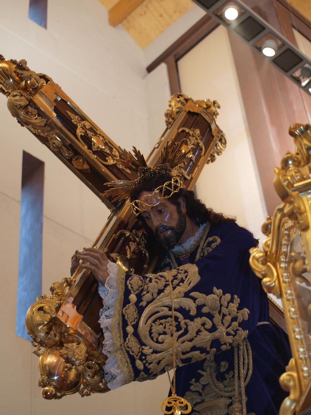 Imagen Ja 201 N Especial Cofradia Nuestro Padres Jesus El Abuelo