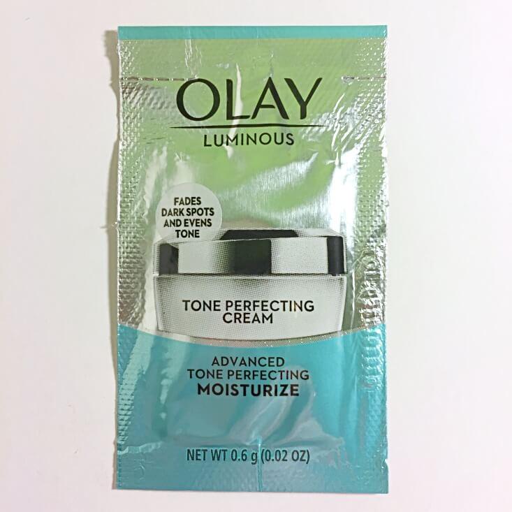 Olay Luminous Tone Perfecting Cream