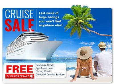 Cruise Sale