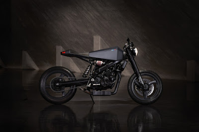 "BMW G650 X Custom ""Octavia"" by Hyde Designs"