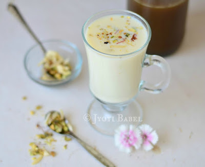 Thandai |  15+ Holi Delicacies For You to Try This Holi | Holi Recipe Collection