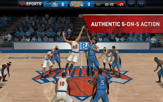 Download NBA LIVE Mobile v1.3.1 Apk (update) Terbaru 2016