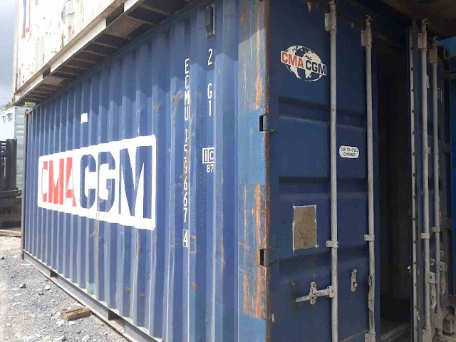 Container Kho, Container Văn Phòng Tại KCN Cao, Quận 9, TPHCM