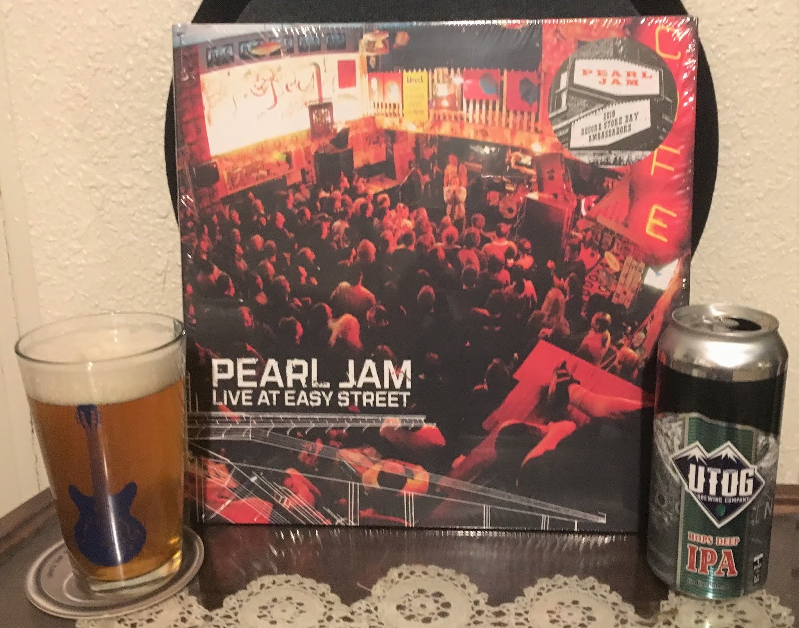 Brews and Tunes    Beer and Music Pairing: May 19th, 2019 - Hops